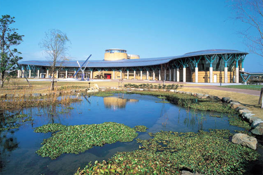 "Fukui Prefectural Science Museum for Children ""Angel Land Fukui"""