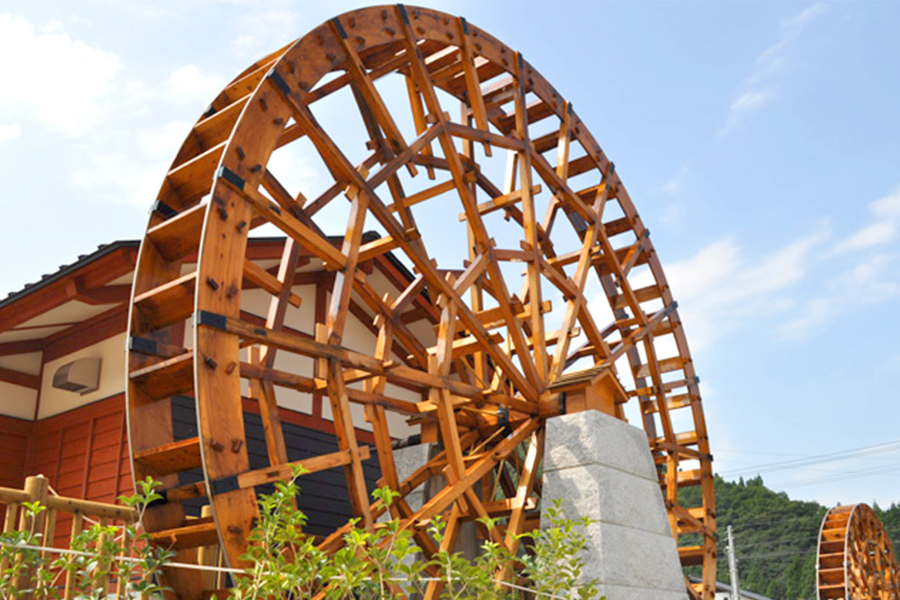 Takeda Waterwheel Melody Park